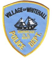 Whitehall PD Patch